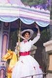 Charaktere Disneylands Paris auf Parade Lizenzfreies Stockbild