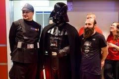 Charaktere von Star Wars lizenzfreie stockbilder