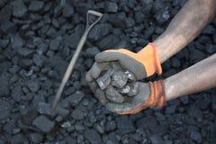 charbon Photos libres de droits