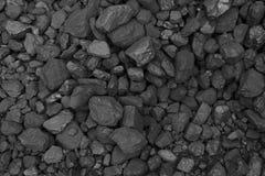 charbon Photographie stock libre de droits