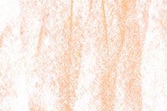 Charbon de bois coloré sur le fond de texture de livre blanc Photographie stock