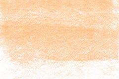 Charbon de bois coloré sur le fond de texture de livre blanc Photos libres de droits