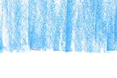 Charbon de bois coloré sur le fond de texture de livre blanc Photographie stock libre de droits