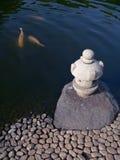 Charca del zen Imágenes de archivo libres de regalías