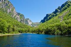 Charca occidental del arroyo Foto de archivo libre de regalías