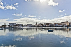 Charco de San Gines, Arrecife, Royalty Free Stock Photos