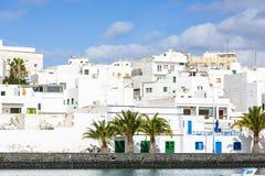 Charco de SAN Gines, Arrecife, Στοκ φωτογραφία με δικαίωμα ελεύθερης χρήσης