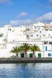 Charco de SAN Gines, Arrecife, Στοκ φωτογραφίες με δικαίωμα ελεύθερης χρήσης