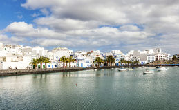 Charco de San Gines, Arrecife, Royalty Free Stock Photo