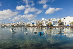 Charco de San Gines in Arrecife, Stock Image