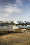 Charco de San Gines, ebb tide Stock Photography