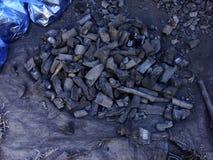 charcoal Foto de archivo libre de regalías