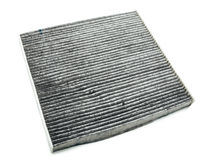 Charcoal air filter Stock Photo