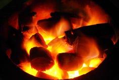 Charcoal background. Charcoal  ,closeup  ,coal ,color,danger ,dangerous  ,decay Stock Image