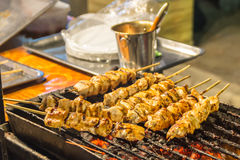 Charcoal barbecues Royalty Free Stock Photo