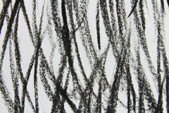 Charcoal Drawing Background. Detail Surface Stock Images