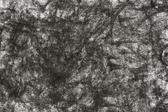 Charcoal drawing on paper texture background. Black charcoal drawing on paper texture background Stock Image