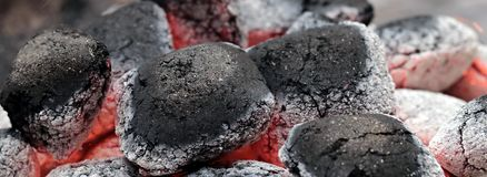 Charcoal, Embers, Barbecue, Carbon