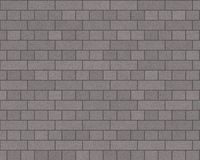 Charcoal grey brick background Royalty Free Stock Images