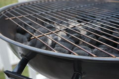 Charcoal Grill Royalty Free Stock Images