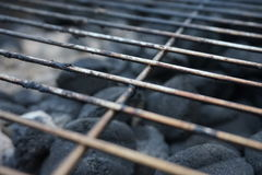 Charcoal Grill Stock Image