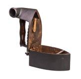 Charcoal iron Stock Photo