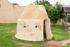 Charcoal kiln in Swellendam Stock Photos
