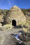 Charcoal Kilns Stock Image