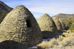 Charcoal Kilns Stock Images