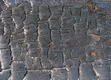 Charcoal texture Royalty Free Stock Image