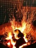 charcoal fotografia stock