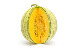 Charentais melon Stock Images
