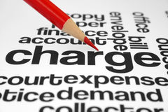 Charge Stock Photography