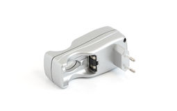 Charger for AA-battery Royalty Free Stock Photos