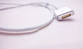 Charger cable Stock Photo