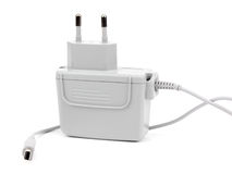Charger isolated Stock Image
