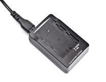 Charger for lithium-ion batteries Royalty Free Stock Photos