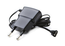 Charger for phone Stock Images