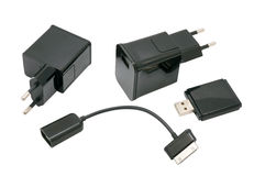 Charger for usb devices Stock Photo