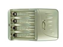 Chargeur de batterie Images libres de droits