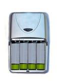 Chargeur de batterie Photo libre de droits