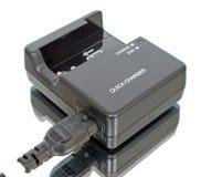Chargeur de batterie Photos libres de droits
