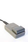 Chargeur de batterie Photographie stock libre de droits