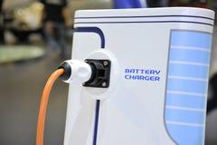 Chargeur de batterie Image libre de droits
