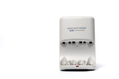 Chargeur de batterie rapide superbe d'AA/AAA Images stock