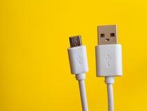 Chargeur de téléphone Photo stock
