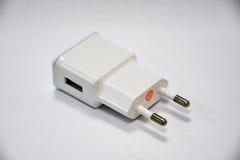 Chargeur de téléphone portable Image libre de droits