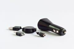 Chargeur mobile de véhicule Photographie stock libre de droits