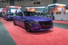 Chargeur SRT de Dodge Images stock