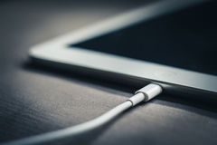Charging battery Stock Photography
